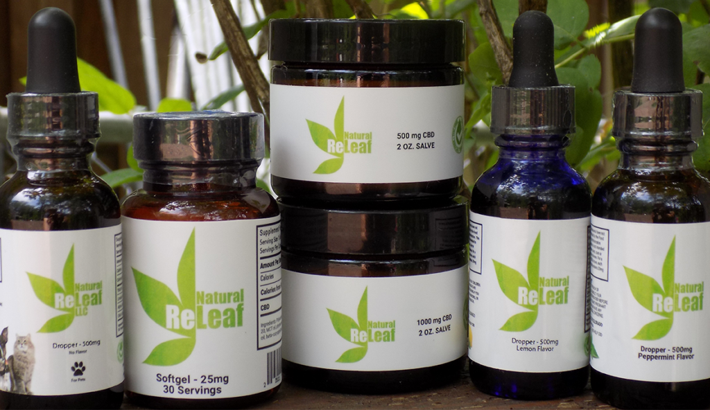 Natural ReLeaf Products