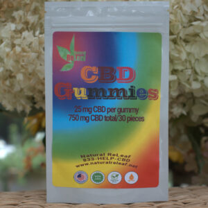 Gummy Bears 750 mg.