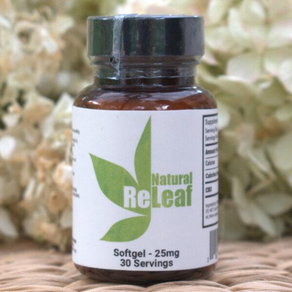 Soft Gels 750 mg.